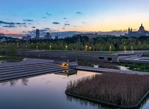 Madrid combats pollution with major greening project