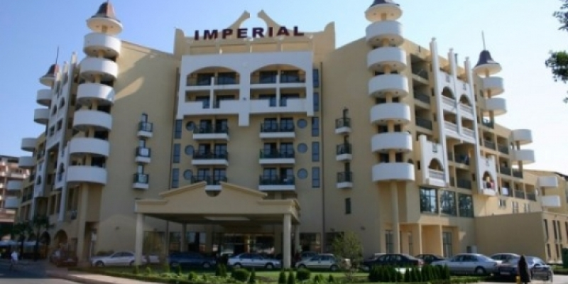 IMPERIAL RESORT HOTEL IN SUNNY BEACH TURNS INTO...